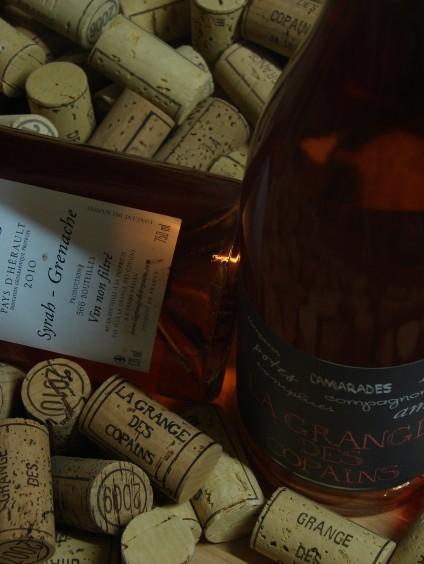 Grange des Copains rosé 2010
