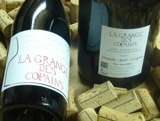 Grange des Copains rouge 2012